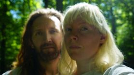 "Sylvan Esso Launch Psychic Hotline Record Label with Blake Mills Collaboration ""Neon Blue"" Stream"