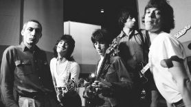 The Rolling Stones Tattoo You reissue 40th anniversary deluxe box set vinyl new album unreleased track stream, photo by Helmut Newton