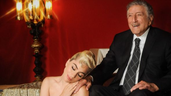 Tony Bennett and Lady Gaga Great American Songbook Shine Again with Love for Sale