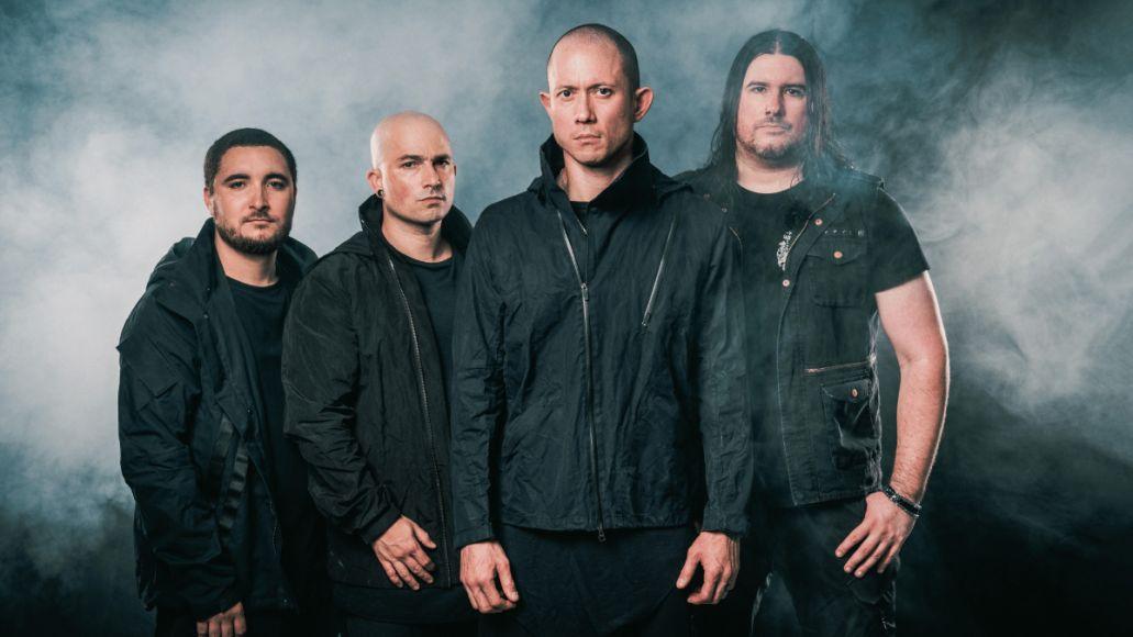 trivium new album in the court of the dragon