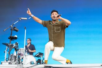 Young the Giant at Lollapalooza 2021