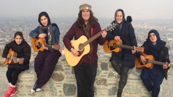 afghanistan girls music school the miraculous love kids escape taliban help