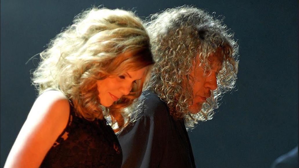 alison krauss robert plant raise the roof new album cover can't let go single stream