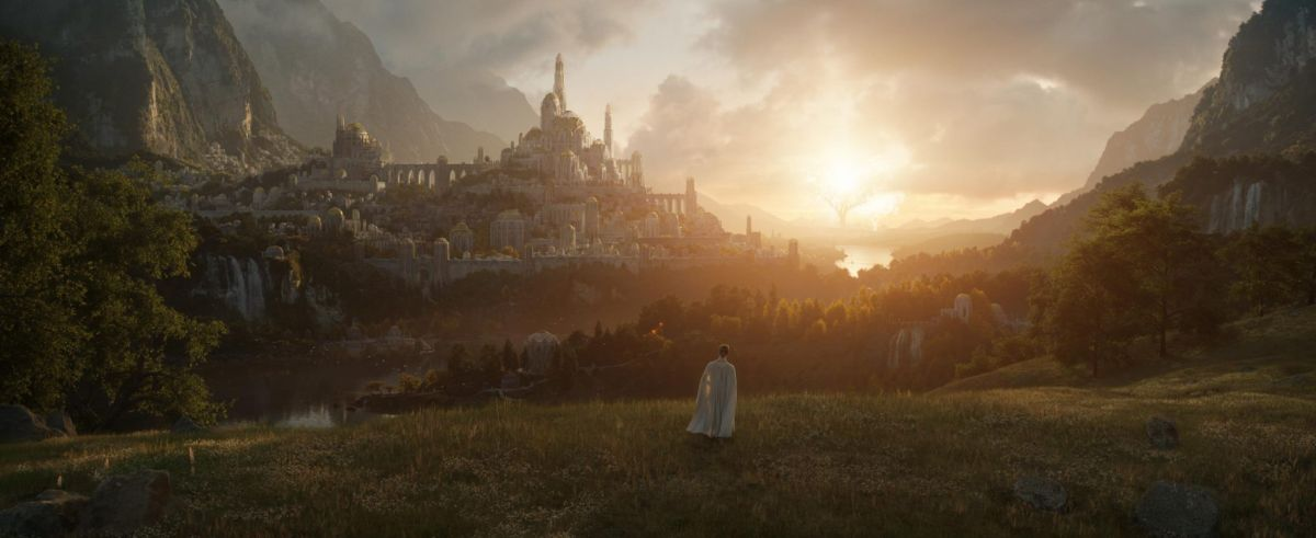 amazon lord of the rings tv series prime video first look photo