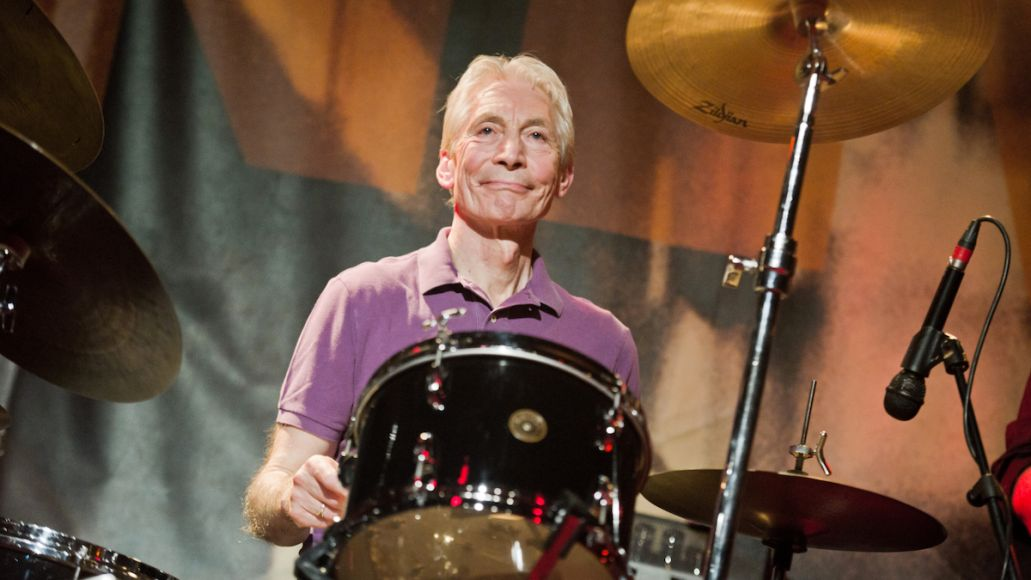 artists react charlie watts rolling stones drummer death