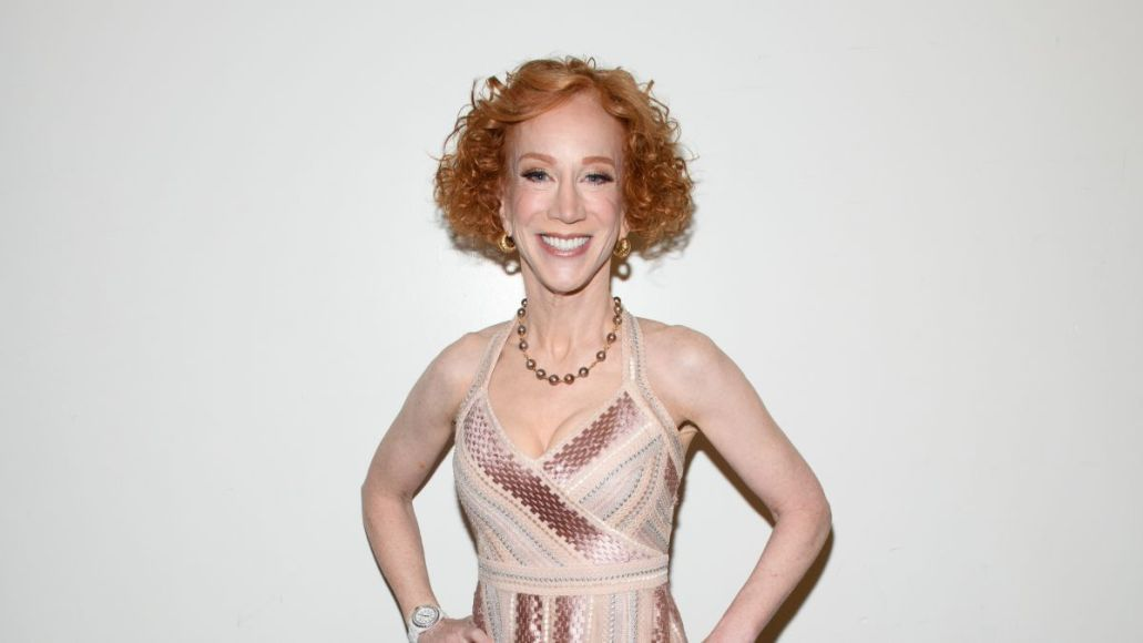 kathy griffin lung cancer stage one surgery