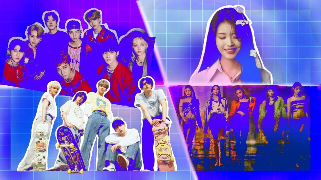 2021 K-Pop Songs