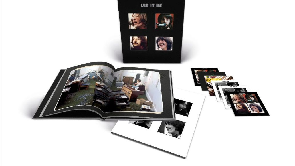 the beatles let it be special edition deluxe super 41 unreleased tracks release date