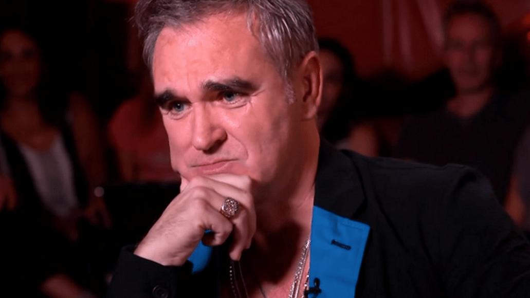 Morrissey riot fest