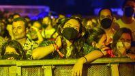 music festival mask