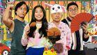 Bowen Yang BD Wong Interview