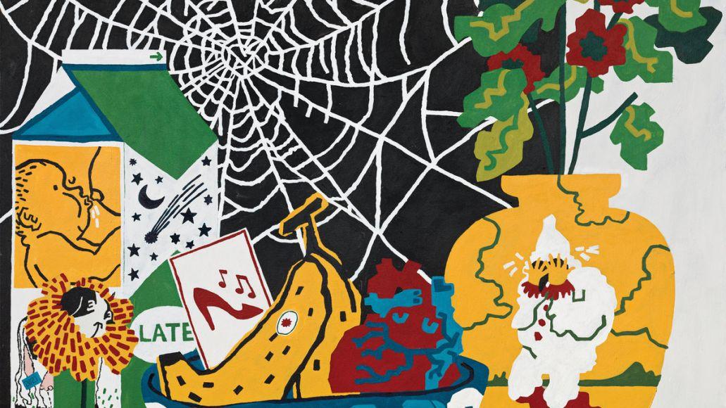 parquet courts sympathy for life new album artwork