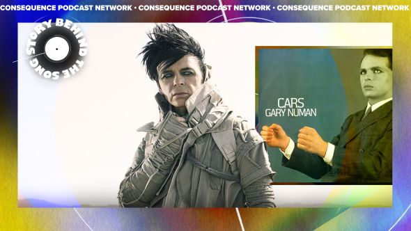 story behind the song gary numan cars