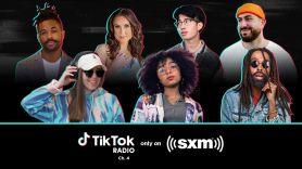 tiktok radio siriusxm launch channel 4