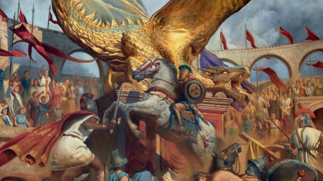 trivium lp Trivium Announce New Album In the Court of the Dragon, Share Feast of Fire: Stream