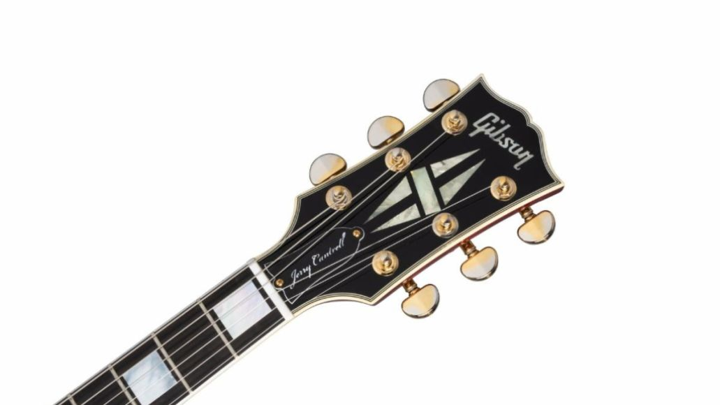 unnamed 14 Alice in Chains' Jerry Cantrell and Gibson Unveil Signature Wino Les Paul Electric Guitar