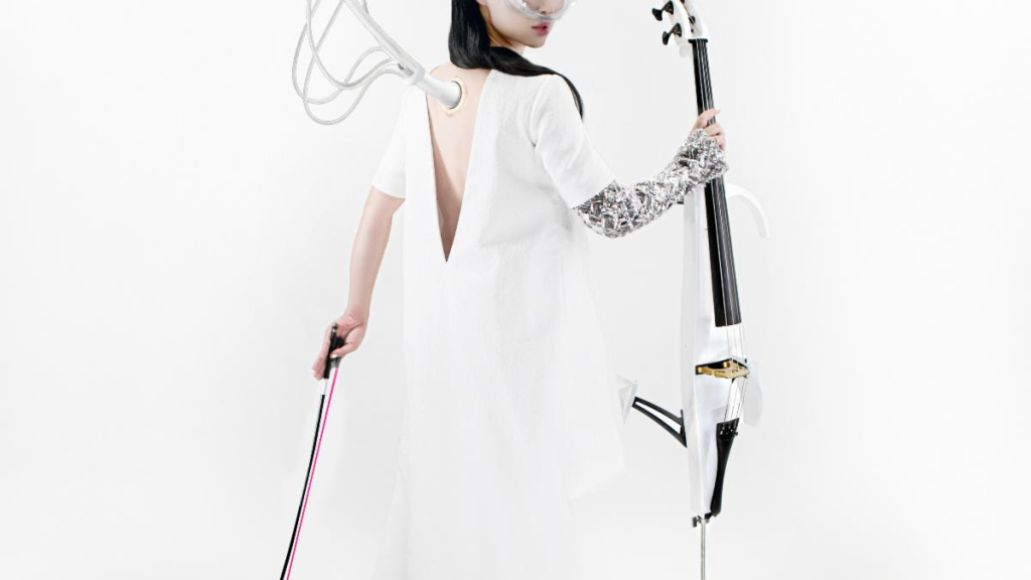 unnamed 19 Cellist Tina Guo and Serj Tankian Premiere Video for Moonhearts in Space: Stream