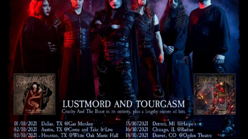 unnamed 22 Cradle of Filth Announce 2021 North American Tour
