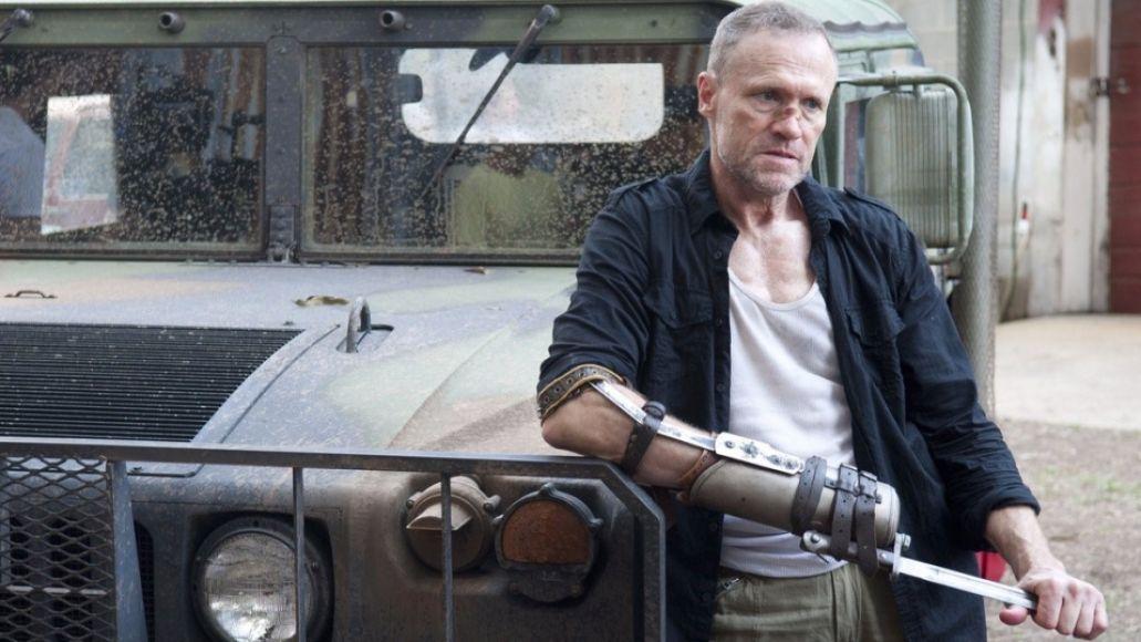The Walking Dead Season 11 Merle