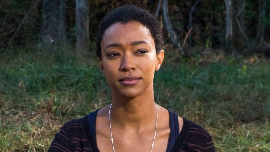 The Walking Dead Season 11 Sasha