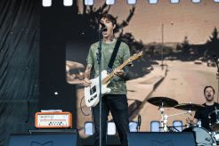 Joyce Manor at Riot Fest Chicago 2021