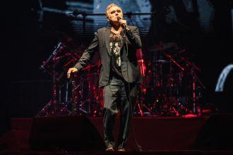Morrissey at Riot Fest Chicago 2021