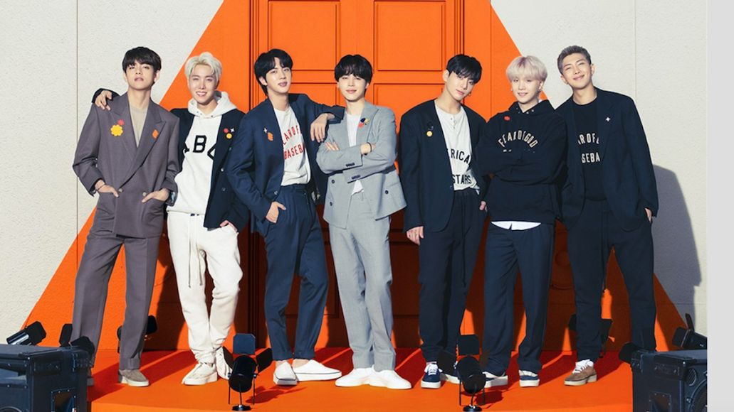 BTS 2021 tour Los Angeles concerts special concert LA California Permission to Dance on Stage video live show BTS, photo courtesy of the artist
