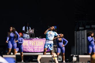 day 3 photos Big Freedia at Riot Fest Chicago 2021