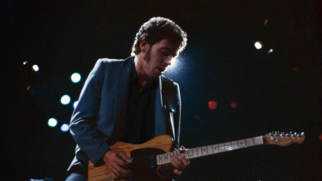 """Bruce Springsteen Bruce Springsteen & The E Street Band's """"The Legendary 1979 No Nukes Concerts"""" Film"""