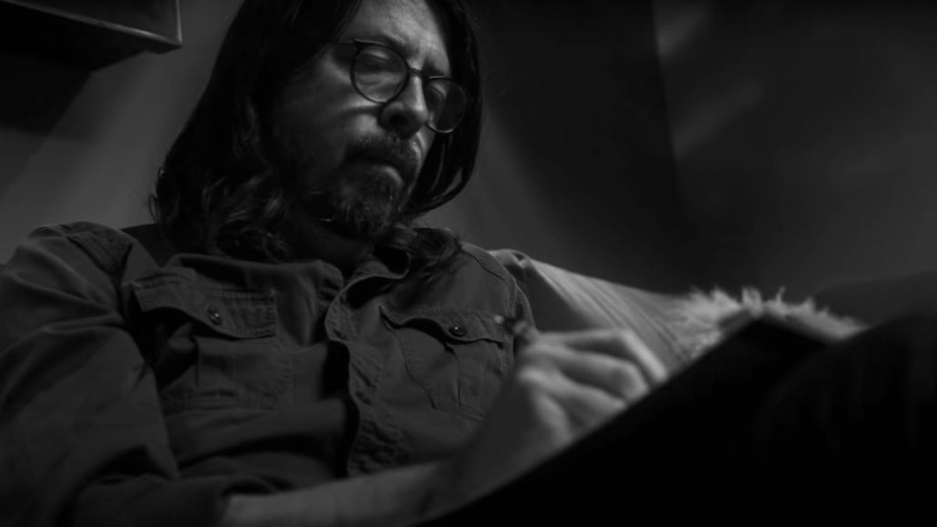 Dave Grohl book tour
