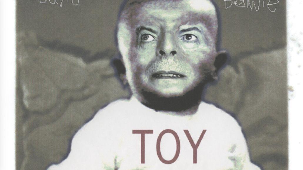 David Bowie Toy artwork