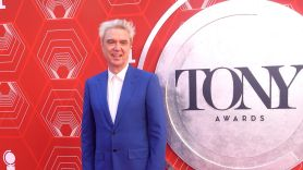 David Byrne Tony Awards