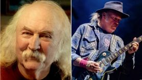 david crosby calls neil young most selfish person he's ever met interview