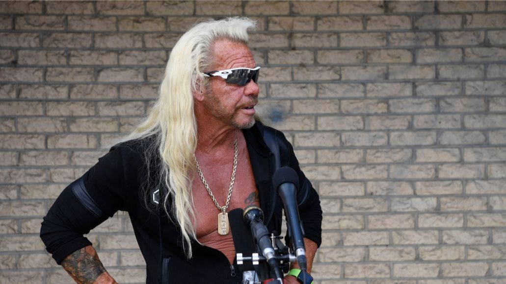 Dog the Bounty Hunter Brian Laurie
