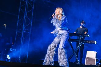 Ellie Goulding at Governors Ball 2021 photo gallery