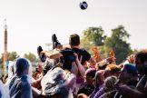 Riot Fest Chicago 2021 Crowd day 3 photos