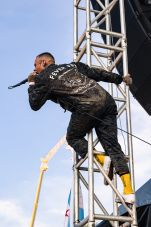 day 4 photos Fever 333 at Riot Fest Chicago 2021