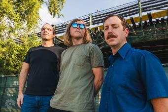 Future Islands governors ball 2021 portraits photo gallery backstage