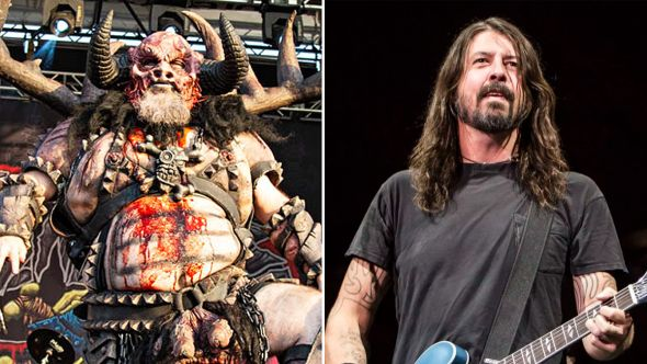 gwar grohl response he was holding us back
