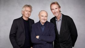 Genesis tour 2021 breaking up reunion live video concert tickets quote mojo interview, photo by Martin Griffin