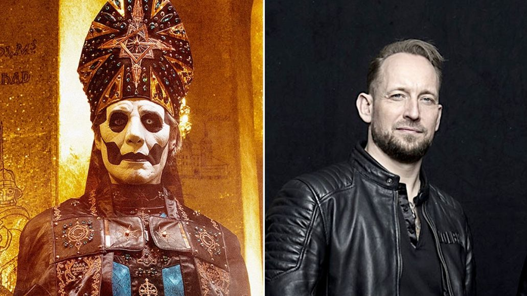 Ghost and Volbeat tour