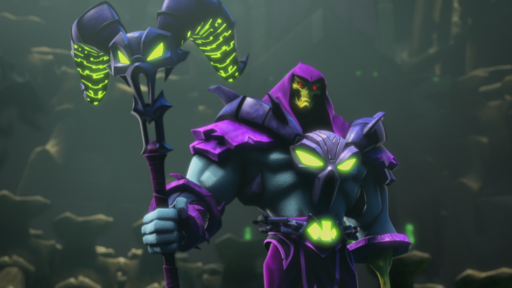 He-Man and the Masters of the Universe (Netflix)