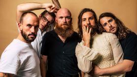 IDLES CRAWLER new album Beachland Ballroom music video stream song single band, photo by Tom Ham