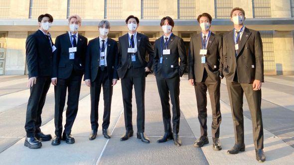 BTS United Nations