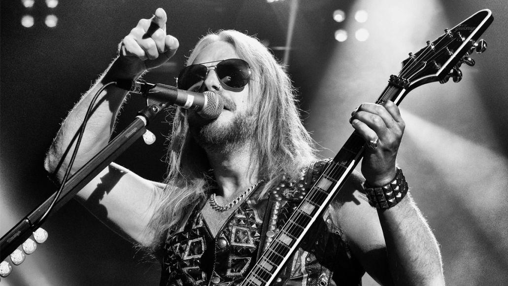 Judas Priest Richie Faulkner heart surgery
