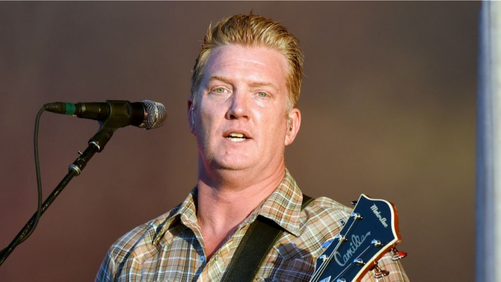 Josh Homme of Queens of the Stone Age
