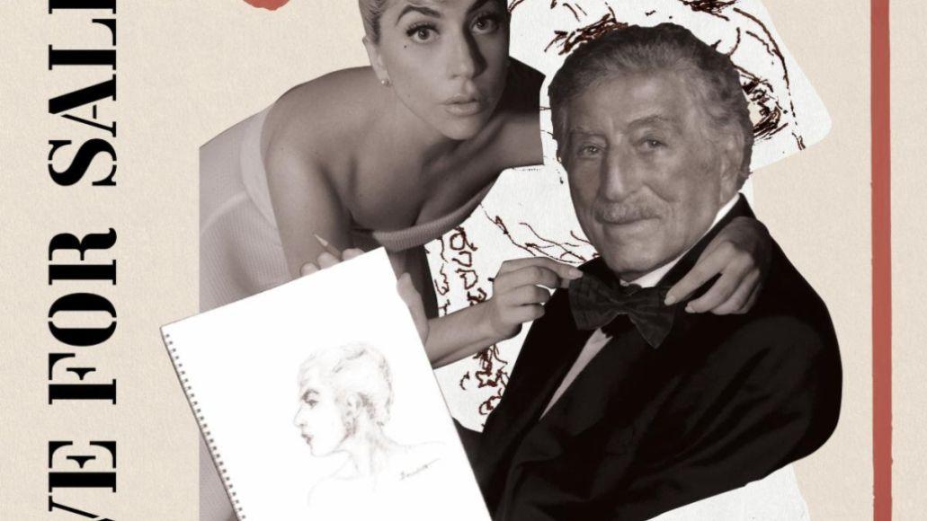 Love for Sale by Lady Gaga Tony Bennett album artwork cover art front vinyl stream