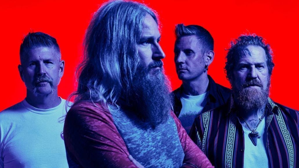 Mastodon new album