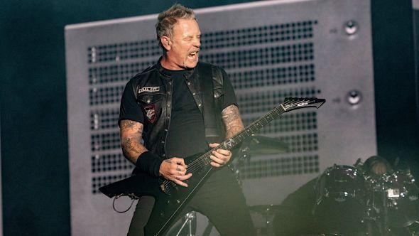 Metallica Chicago club show