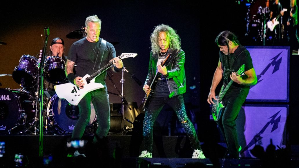 Metallica Louder Than Life Black Album